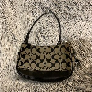 EUC Authentic Coach Mini Bag